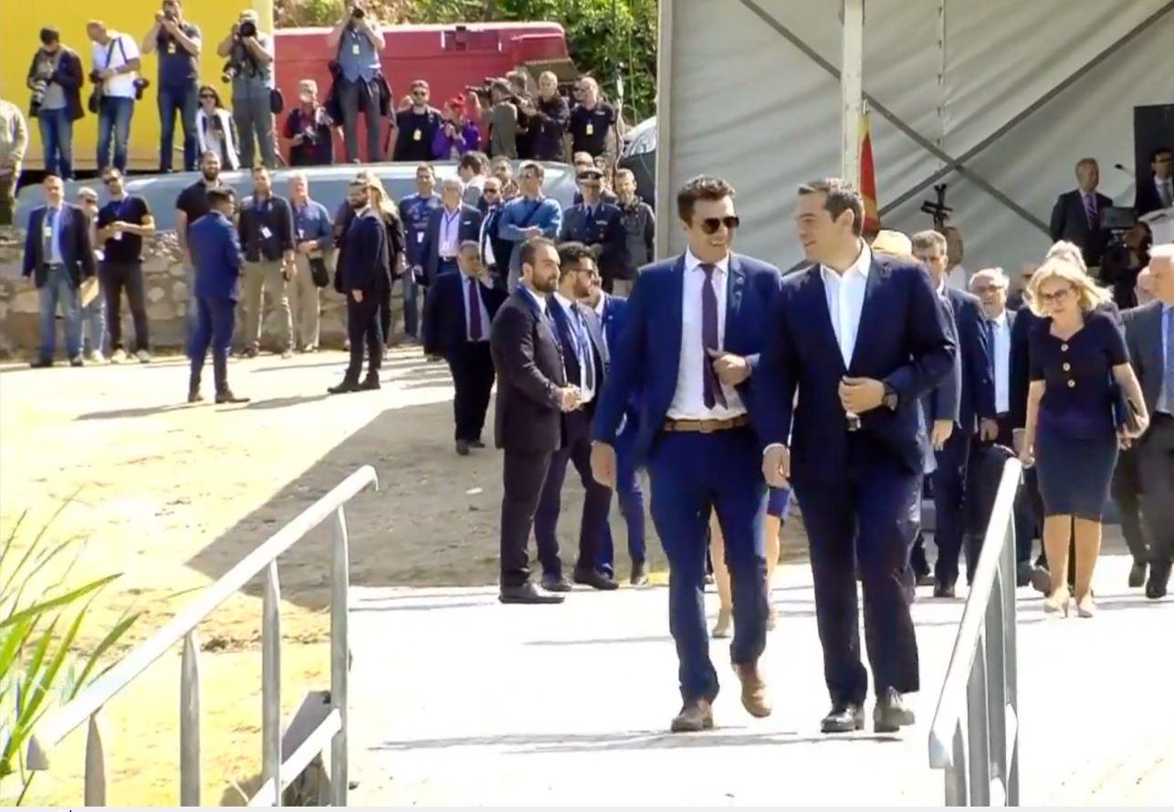 Cipras: Po të mos bënim marrëveshjen e Prespës, mbi Maqedoni nuk do ishin avionët grekë, por turq