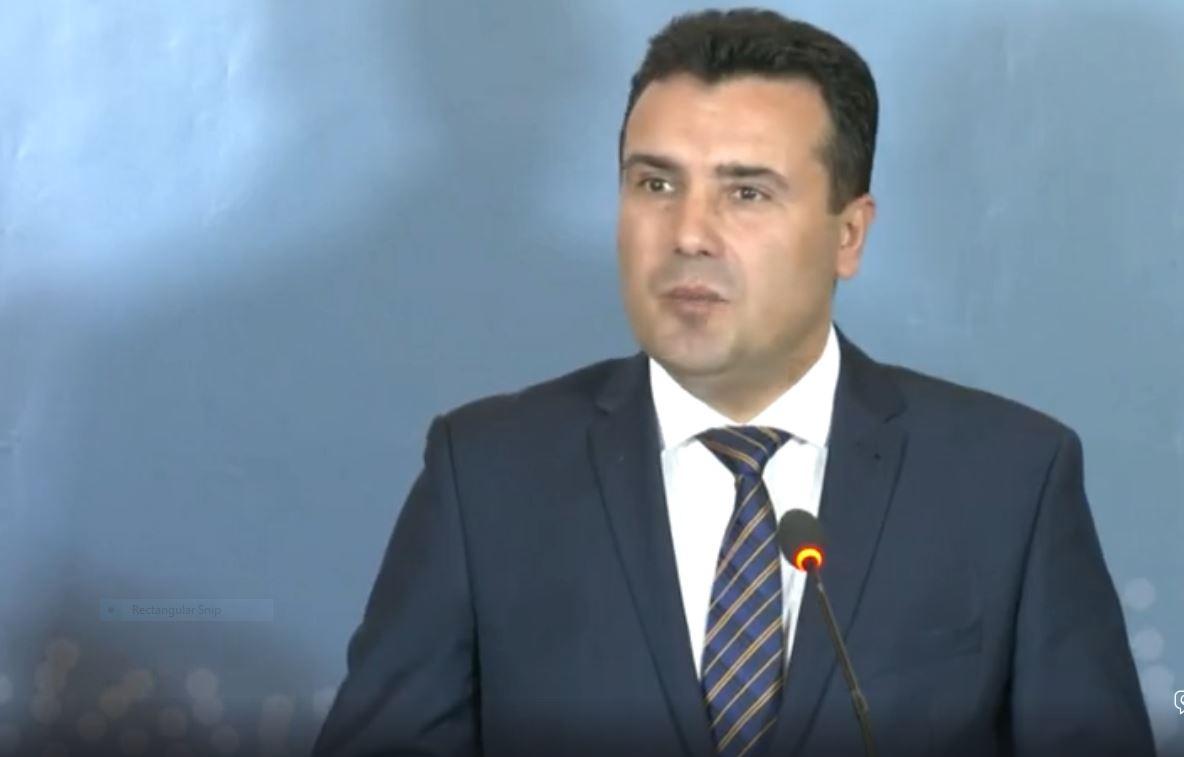 Zaev: Pas asaj që ndodhi në Shqipëri, BE më detyroi të pezulloja Vettingun në Maqedoni