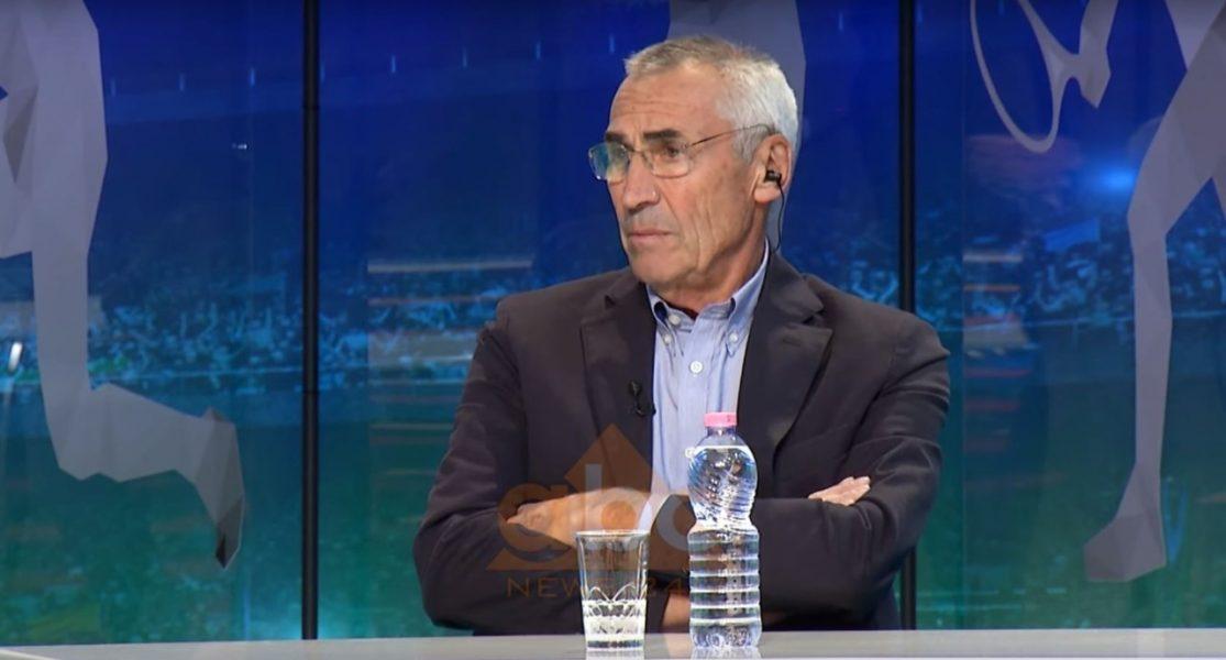 """VIDEO/ Konfirmimi në krye të Kombëtares, Edi Reja rrëfehet në """"Pressing"""""""