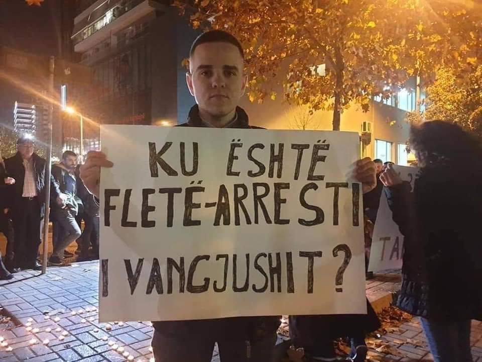 """""""Ku është fletë-arresti i Vangjushit"""", PD reagon ndaj Ramës"""