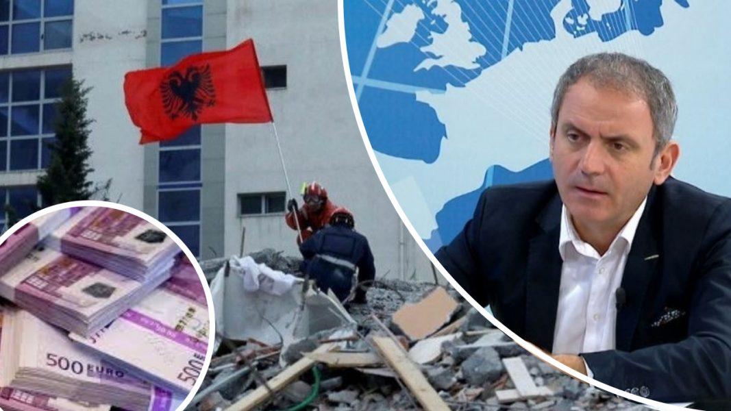 VIDEO/ Ku shkuan milionat e biznesmenëve për tërmetin? Gazetari: Kjo është tronditëse, do ta investigojmë