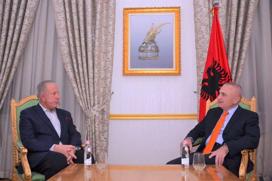 Meta takim me Zv/kryeministrin e Kosovës, Pacolli: Jam gati të filloj me projektin e Thumanës