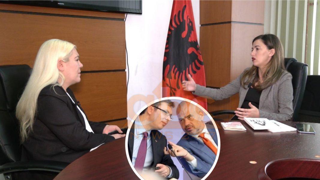 Deputetja e Vetëvendosjes: Po rehabilitohen Serbia dhe Vuçiç, Rama duhet të na pyeste për mini-shengenin