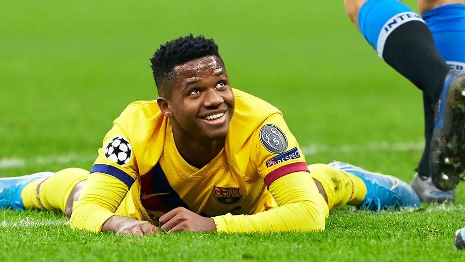Statistikat fantastike të talentit të Barcelonës, Ansu Fati thyen rekordin 20-vjeçar