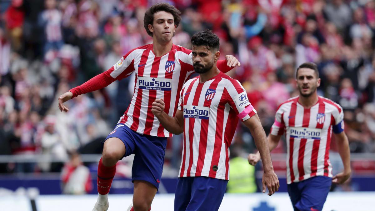 Merkato e janarit, Atletico synon dy sulmuesit e Serie A