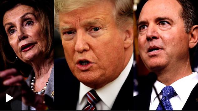 """Trump, letër demokrates Nancy Pelosi: """"Nuk kam kryer asnjë vepër penale"""""""
