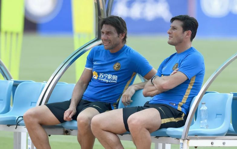 Zanetti nuk fshihet: Duam të fitojmë Europa League, Conte më ka mahnitur