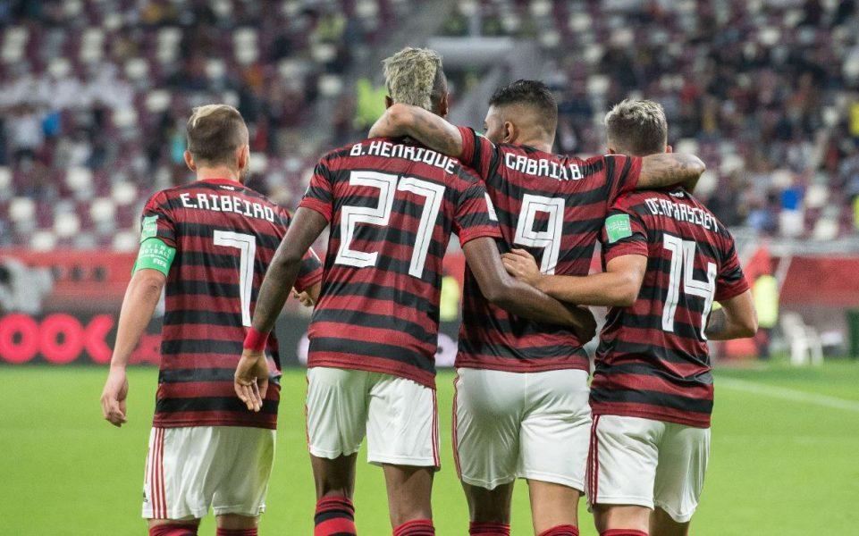 Gabigol në hije, Flamengo në finalen e botërorit të klubeve