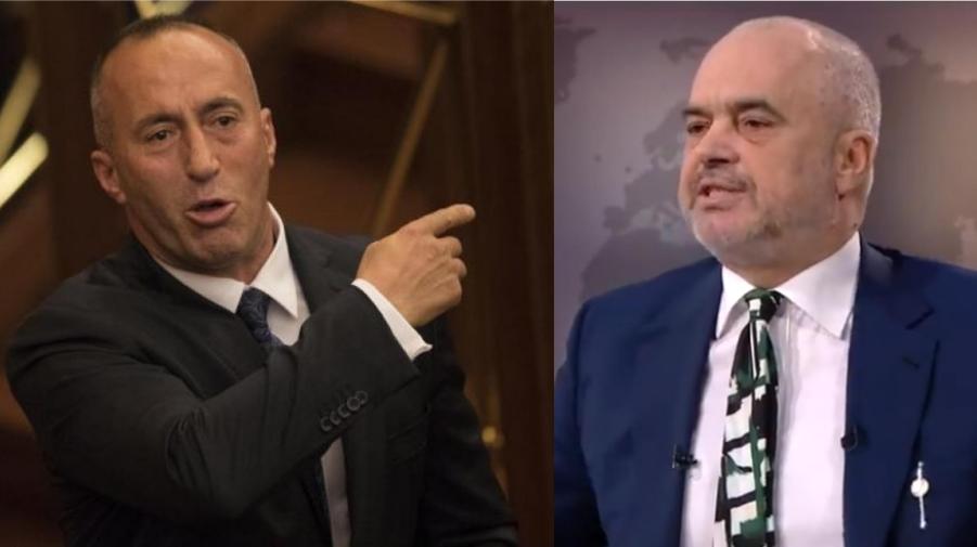 Përplasje në distancë mes kryeministrave të Shqipërisë dhe Kosovës, Rama quan gënjeshtar Haradinajn
