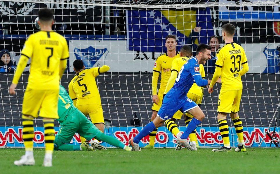 VIDEO   Dortmund bie në fund, Hoffenheim e befason