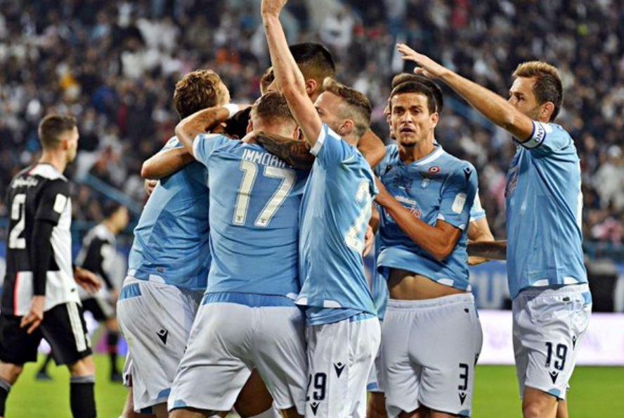 VIDEO | Super Lazio, mposht Juventusin me të njëjtin rezultat dhe fiton Superkupën