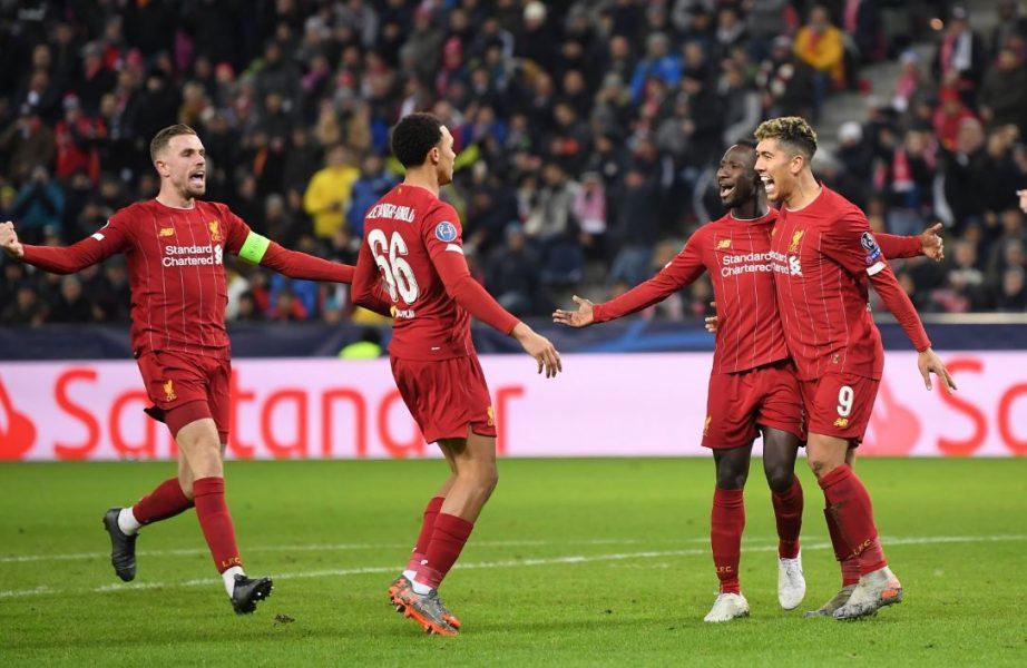 Nuk ka surpriza në Grupin E, Liverpool dhe Napoli kualifikohen