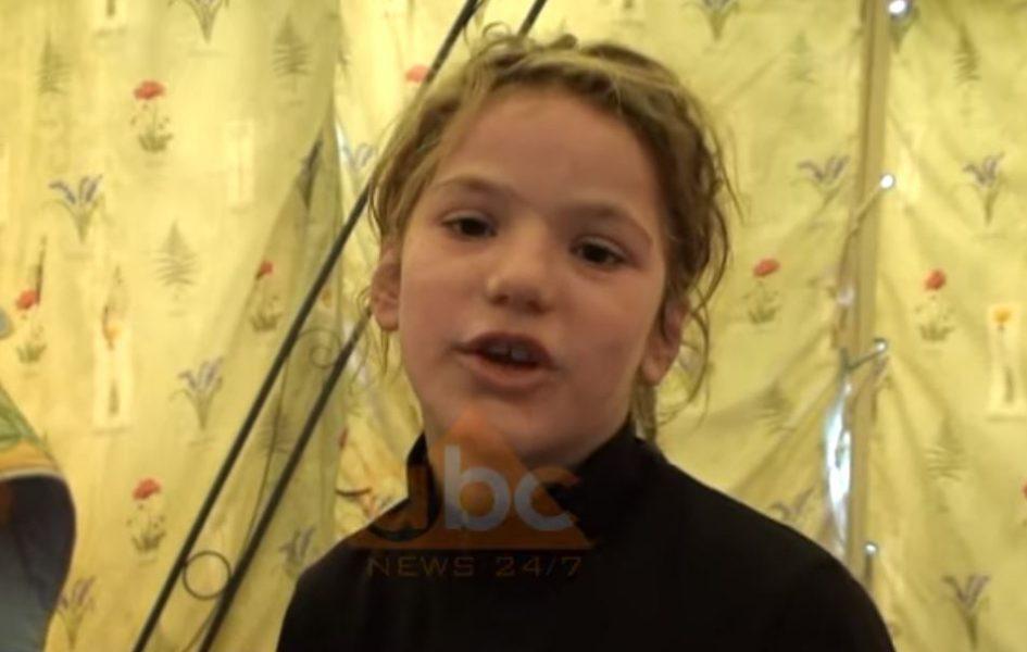 Vogëlushja nga Miloti thirrje kryeministrit Rama: Dua një çadër dimri