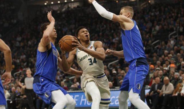NBA | Giannis nuk mjafton, Dallas befason dhe mposht Milwaukee!