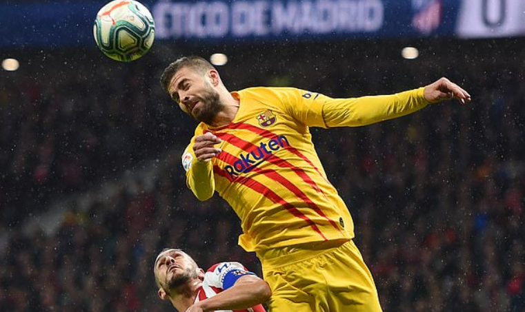 Agresivitet, dy rekorde dhe dëmtim: Gerard Pique bën gjithçka kundër Atleticos