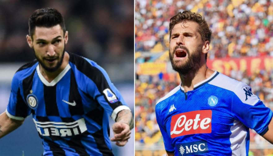 """Interi """"luan"""" sërish me Politanon, ia ofrojnë Napolit për një sulmues"""