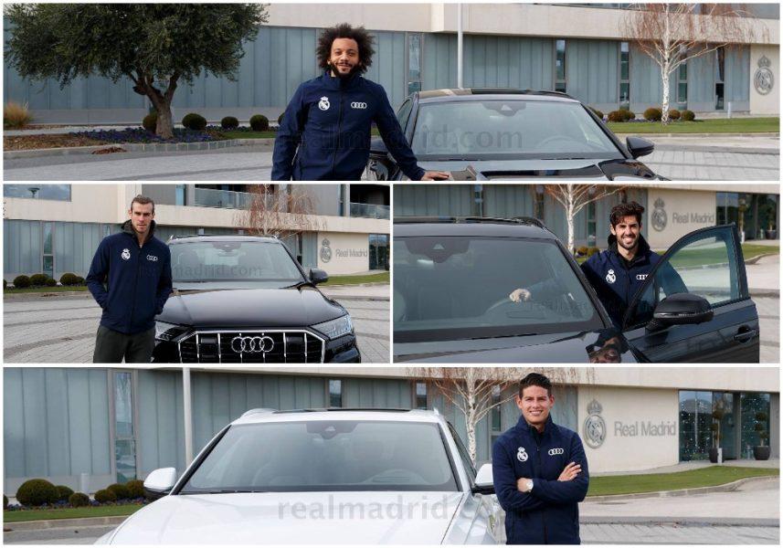 """AUDI-Real Madrid: Ramos makinën më të shtrenjtë, Zidane """"kursehet"""""""