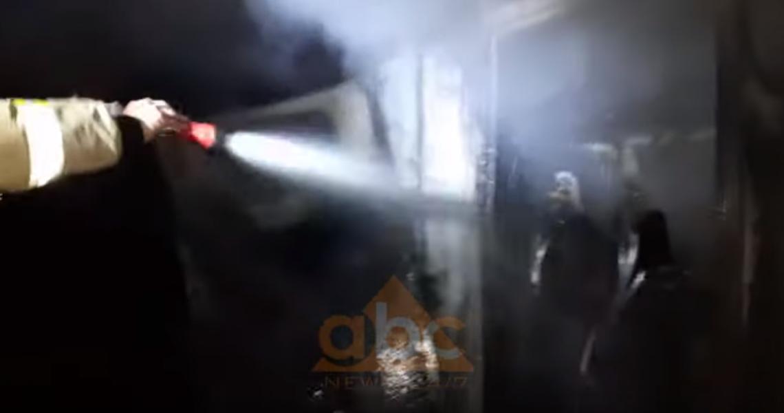 VIDEO/ Shpërthen transformatori, fshatrat e Gjirokastrës pa drita