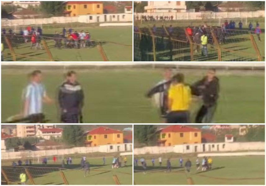 Dhunuan arbitrin, Apeli i jep goditjen finale Shkumbinit!