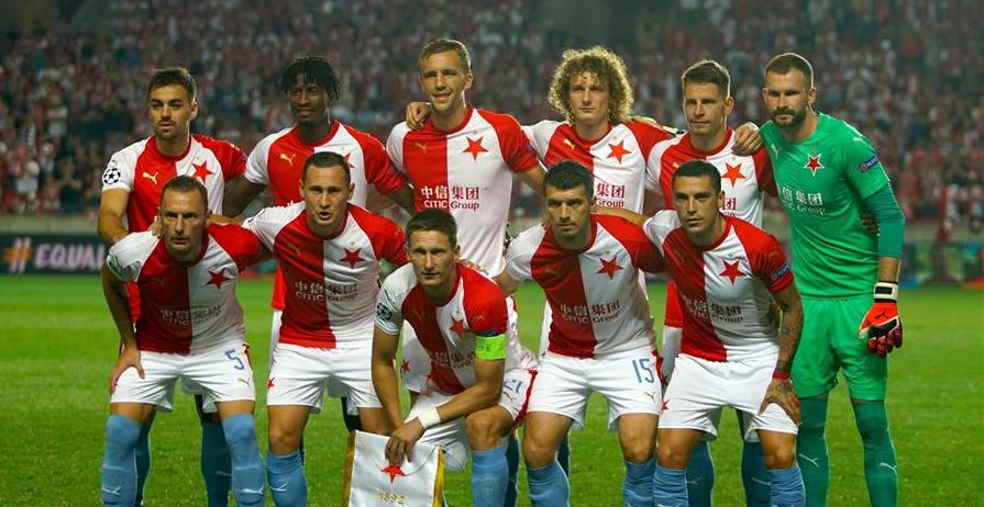 "Rekordi fantastik i Slavia Prague, mbrojtja çeke ""blind"""