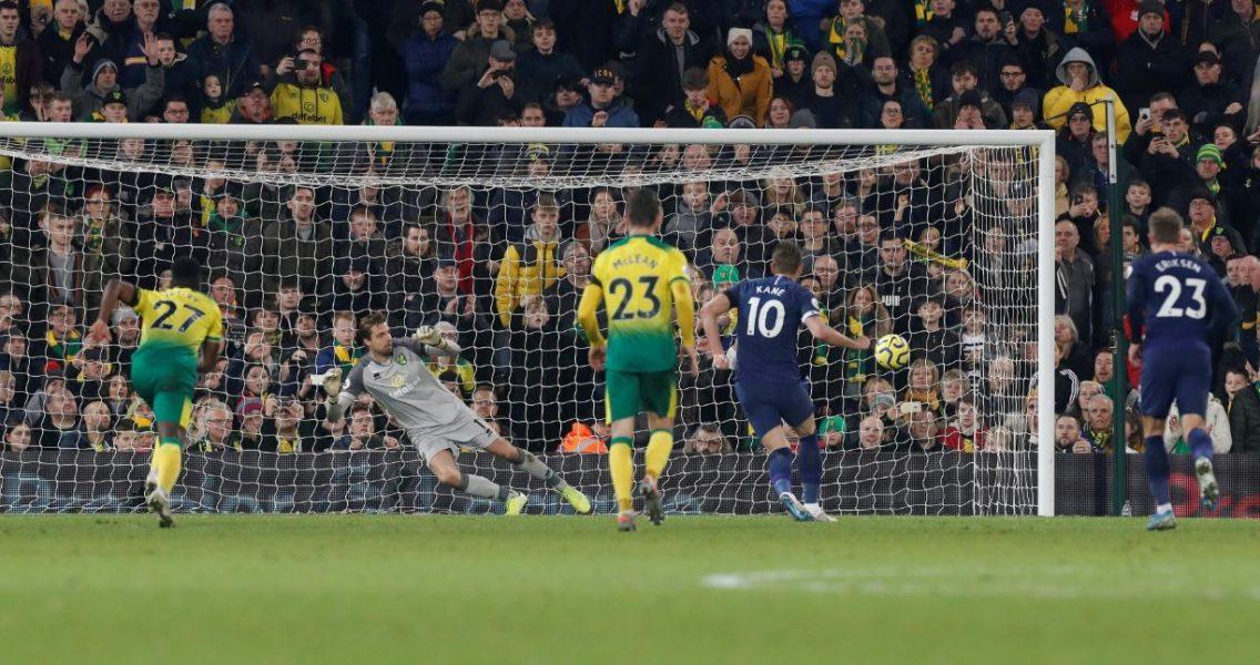 Ideja gjeniale e Krul, zbuloni si portieri i Norwich ndali Tottenham