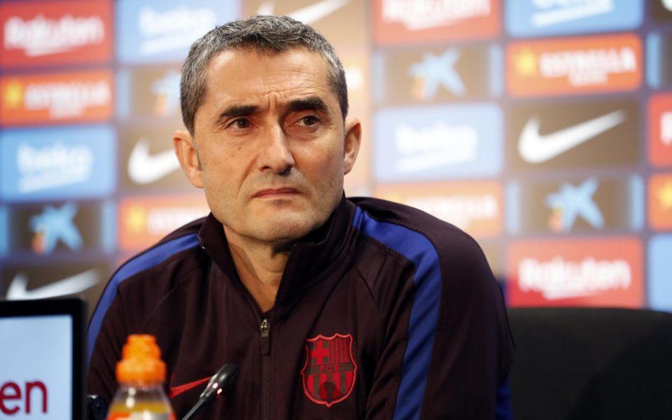 Valverde: Interi ekipi i vështirë, pres një sfidë të luftuar