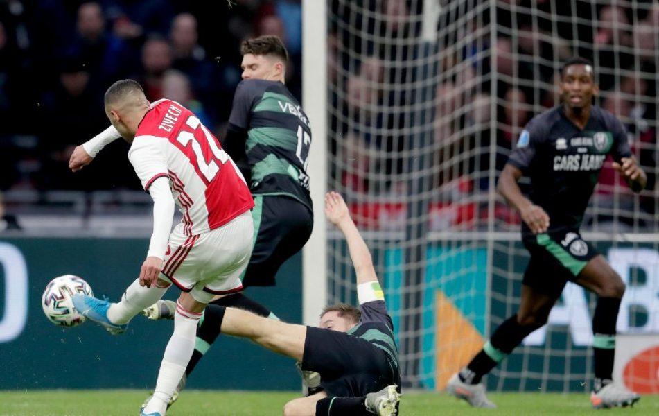 VIDEO | Ziyech është fenomen, Ajax shtyp kundërshtarin e radhës