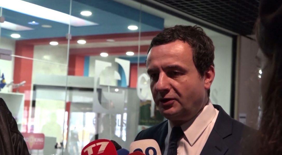 Reagime ndaj Vuçiç për Recakun, Kurti: Nuk e dua Vuçiç në tryezën e dialogut