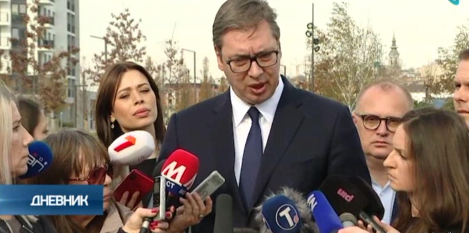 Vuçiç heq dorë nga drejtimi i Partisë së tij: Njeriu duhet ta dijë kur është koha të largohet