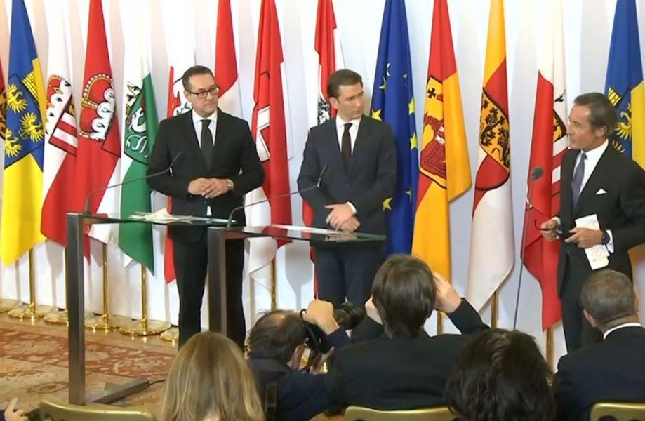 Korrupsioni rrëzoi koalicionin, Austria gati të formojë qeverinë e re