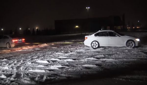 BMW kundër Audi në borë: Cila kush fiton?