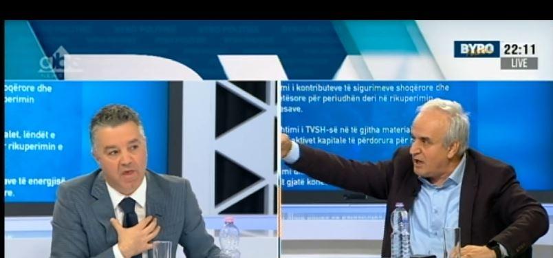 """""""Më shpjego pikën 3"""", Nazarko përplaset me Bozdon: Luli të mos i mbajë ndihmësat torollakë"""