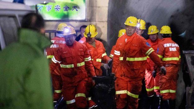 Shpërthim në minierë, humbin jetën 14 persona