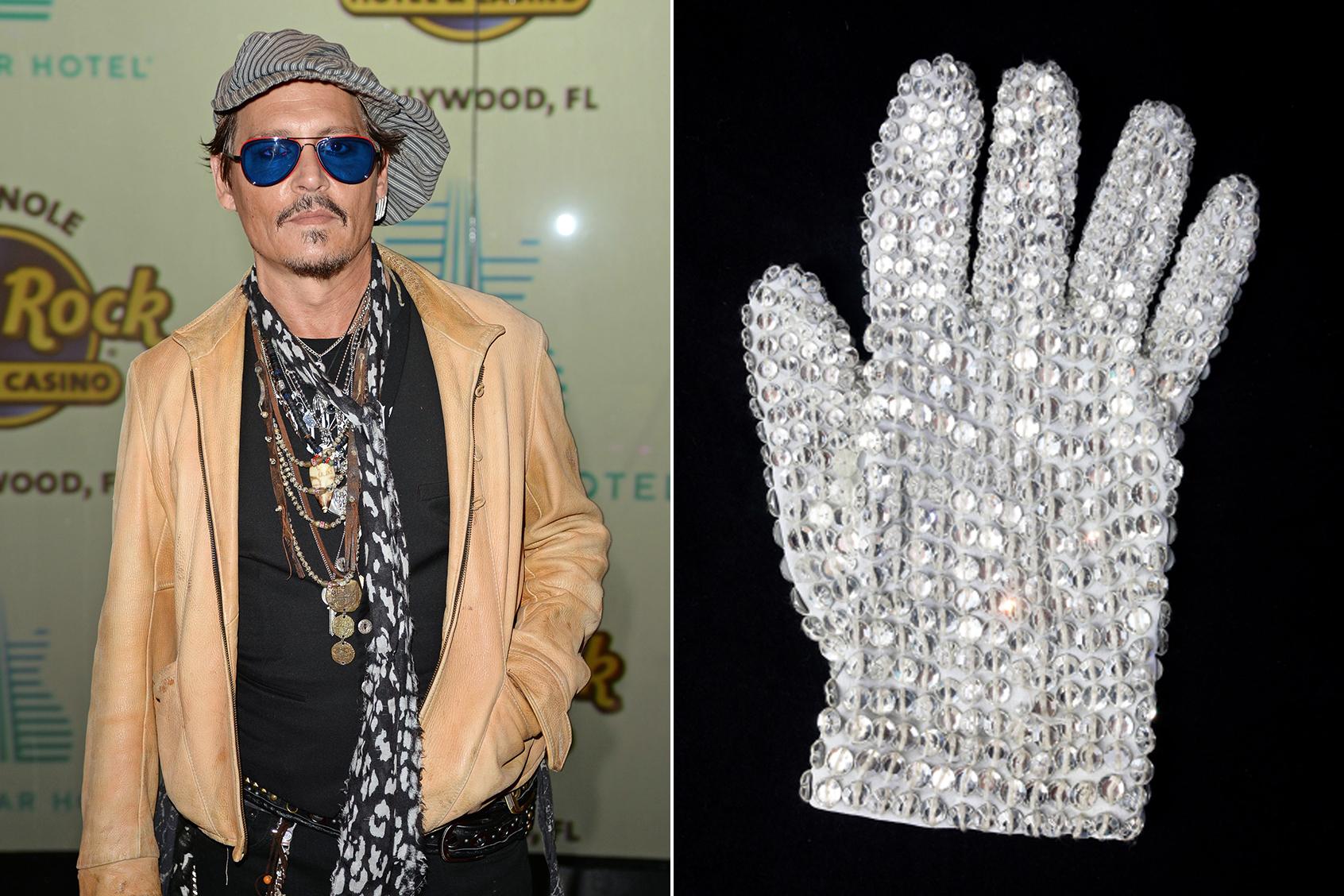Johnny Depp do të prodhojë 'musical-in' për Michael Jackson
