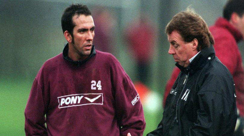 """""""Çfarë Fair-Play, Pirs donte t'ia çante kokën në dysh Di Canios"""", rrëfimi i Redknapp"""