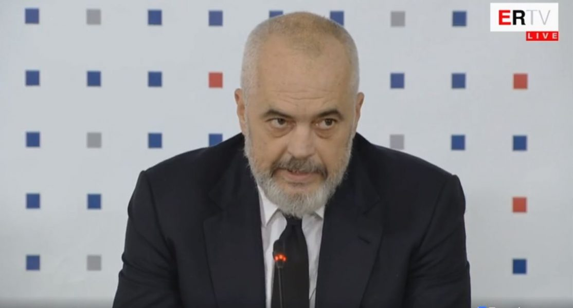 Shqipëria merr kryesimin e OSBE-së, Rama: Mundësi e jashtëzakonshme për ta bërë Shqipërinë të shkēlqejë