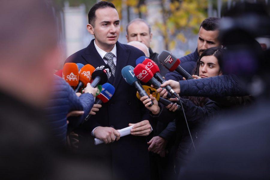 VIDEO/ U dënua me 1 burg, Ervin Salianji: Nuk ka mafie, nuk ka llum që më ndal