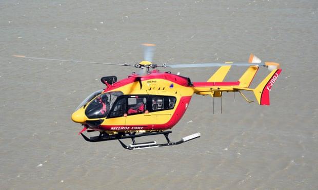 Rrëzohet helikopteri, tre të vdekur në Francë