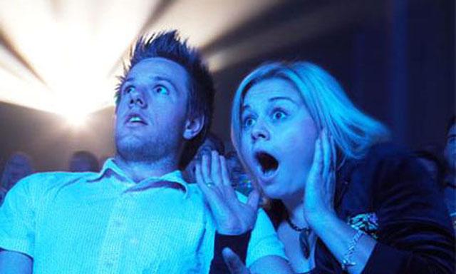 Të shikoni filma horror është njësoj si të ecni 30 minuta
