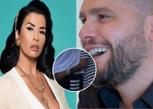 Del videoja intime: Flori dhe Jonida në një lidhje sekrete?