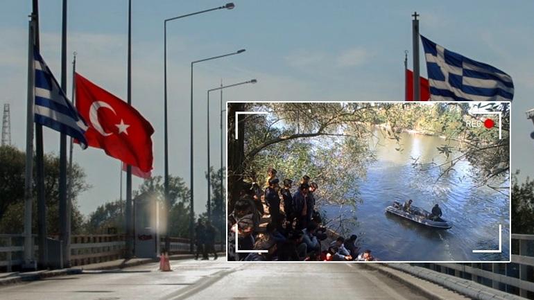 """""""Spiegel"""" nxjerr videot: Ushtarë të maskuar grekë kthejnë emigrantë me gomone në Turqi"""