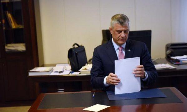 Thaçi dekreton datën: Kur do të jetë seanca e parë e Parlamentit të ri të Kosovës