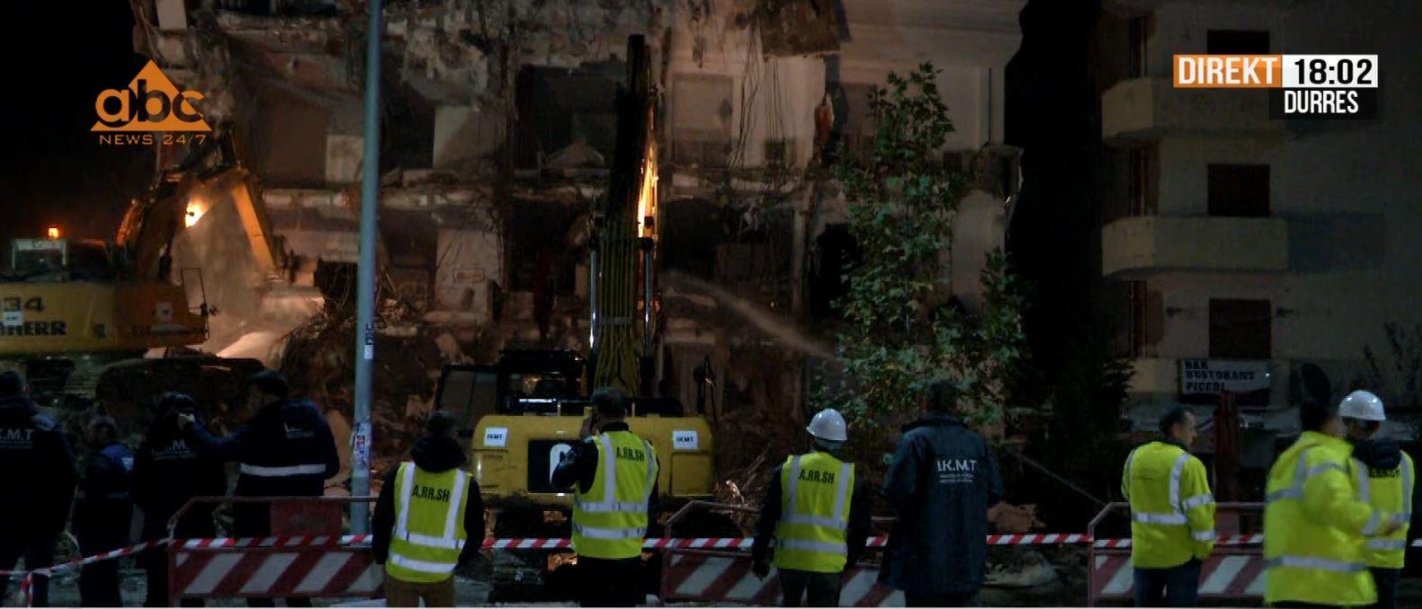 IKMT ndërpret punën për shembjen e Hotel Lubjanës