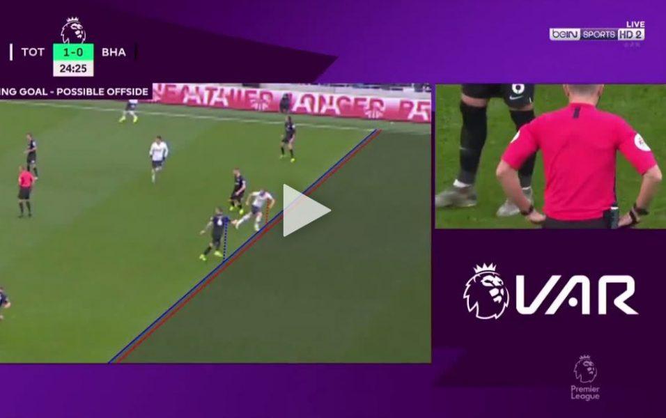 VIDEO | Tottenham befasohet në fund, anulohet goli i Kane