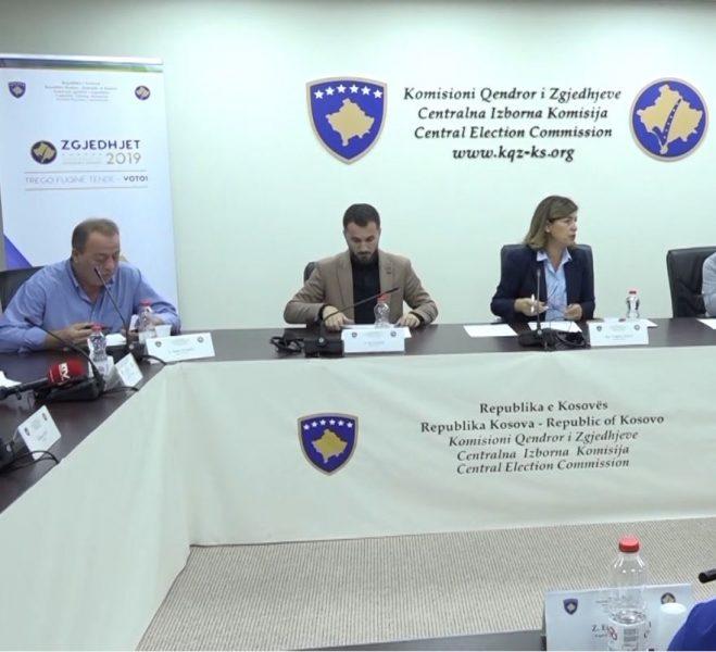KQZ gati të organizojë zgjedhje të reja në Kosovë