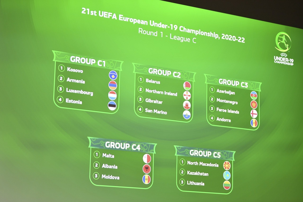Euro 2022/ Shqipëria e Kosova në Ligën C, format i ri nga UEFA
