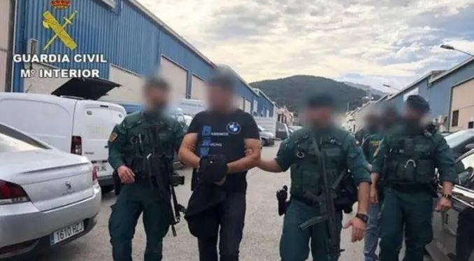 """Njihej si """"Zoti i portit"""", arrestohet bosi më i madh i drogës në Spanjë"""