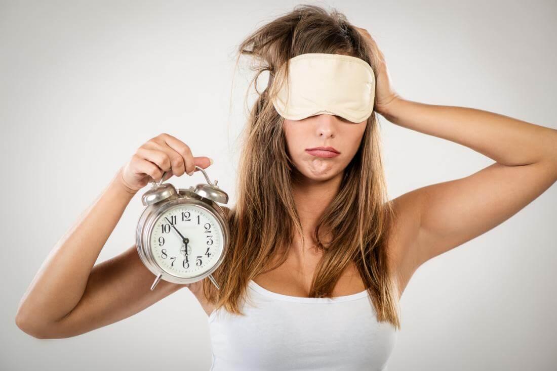 Problemet që mund të keni nga pagjumësia