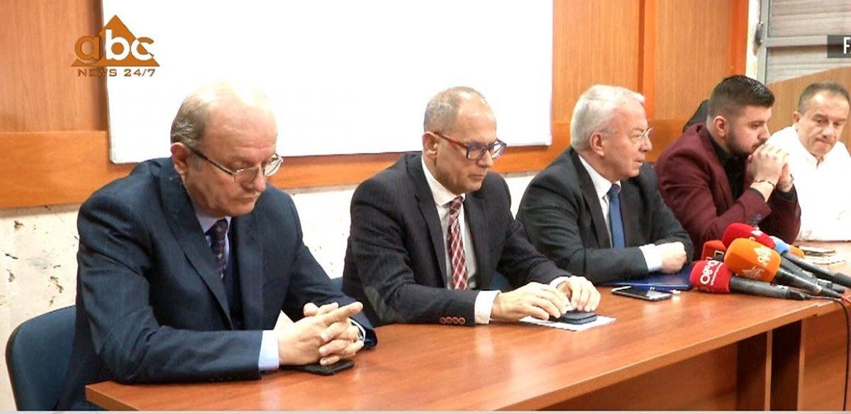 4 dekanët e Universitetit të Tiranës: 5 mln lekë nga buxheti për familjet e prekura nga tërmeti