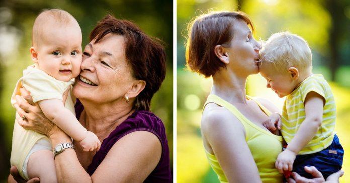 Studimi: Gjyshërit që kanë pranë nipërit dhe mbesat jetojnë më gjatë
